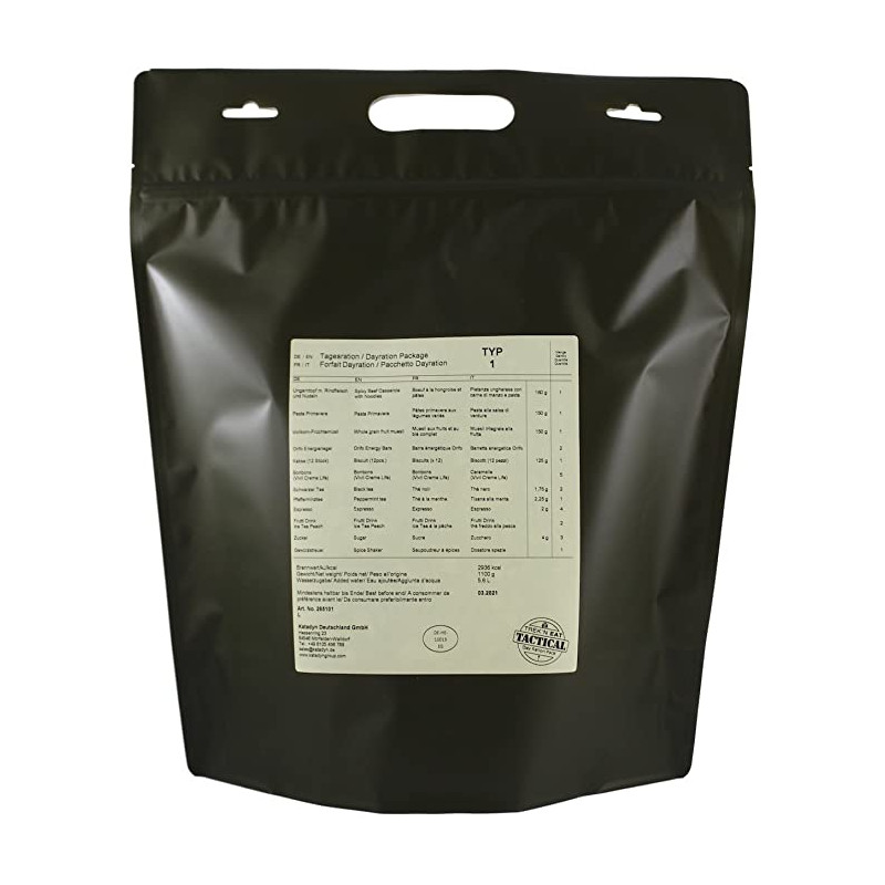 Day Ration Tactical Line Typ 2