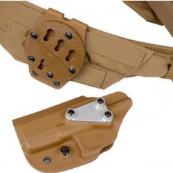 Adaptateur pour ceinture avec RTI