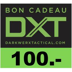 Bon Cadeau - 100.-