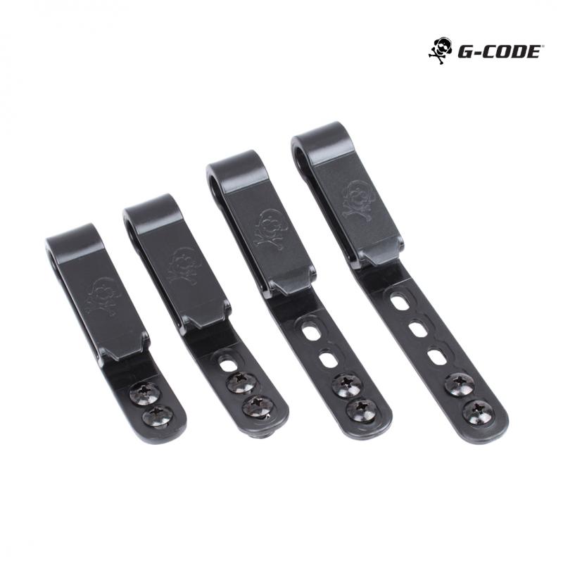 Clip de fixation ceinture