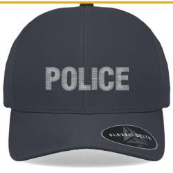 Casquette POLICE Flexfit