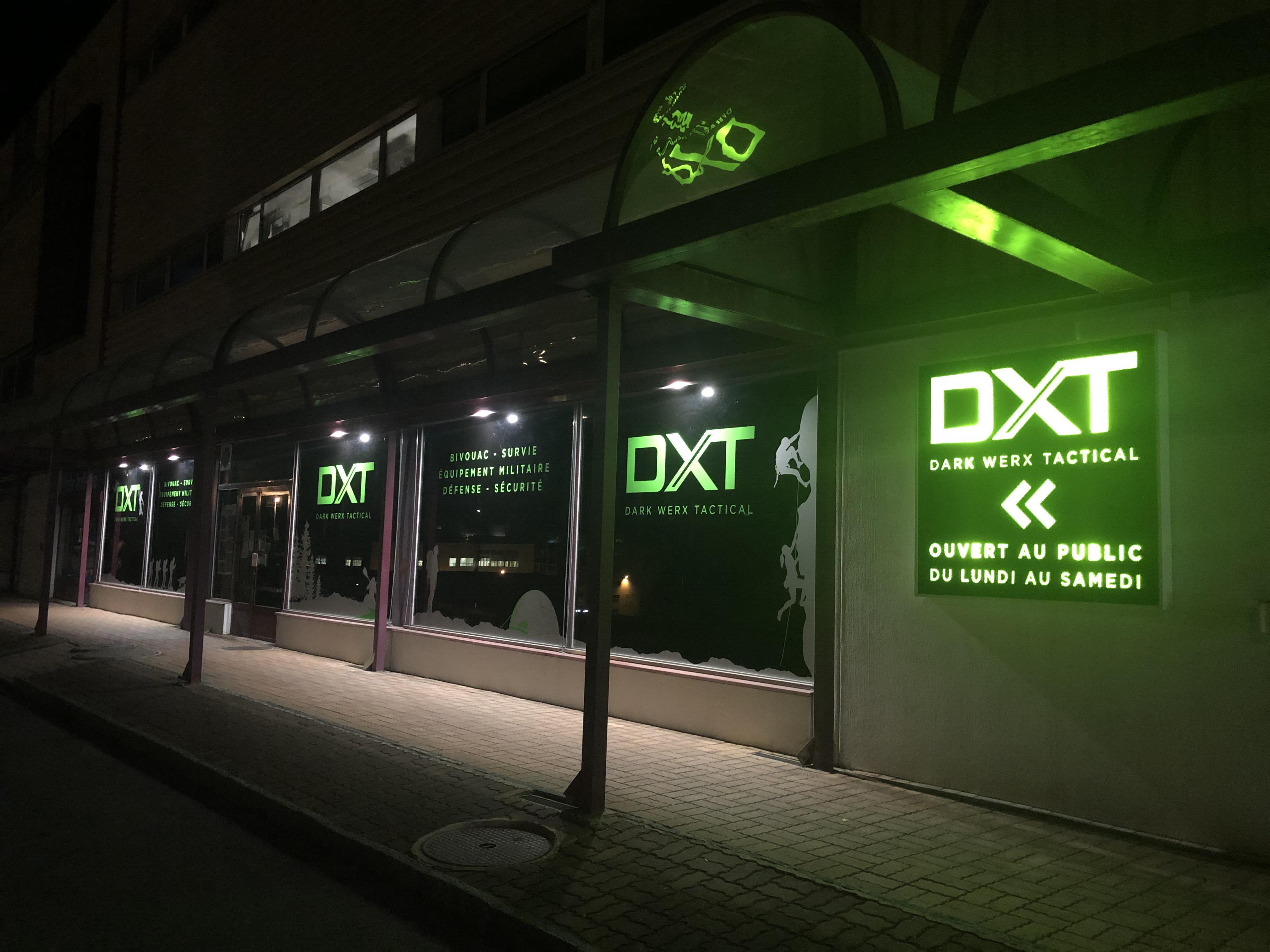 DXT Lausanne